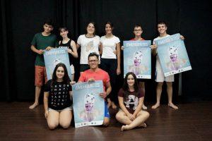 Este grupo de 8 alumnxs de nuestra Escuela tiene por delante tienen un mes de ensayos intensivos, bajo la dirección de Ricardo Mena. ¡Disfrutad de la experiencia!