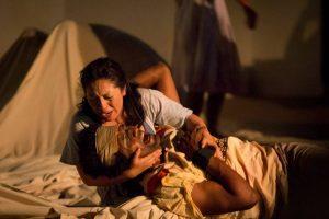 El canto de las moscas Cía. Teatro Experimental Fontibón. (Colombia) Fotografía- Álvaro Trigos3