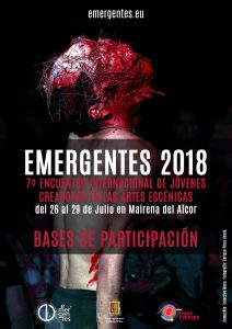 EMERGENTES 2018 ¡Convocatoria abierta! / Open for submissions!