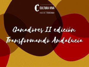 Emergentes recibe el Premio Cultura Viva.