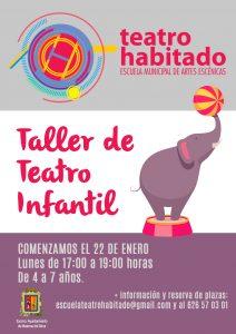 Nuevo curso de Teatro Infantil.