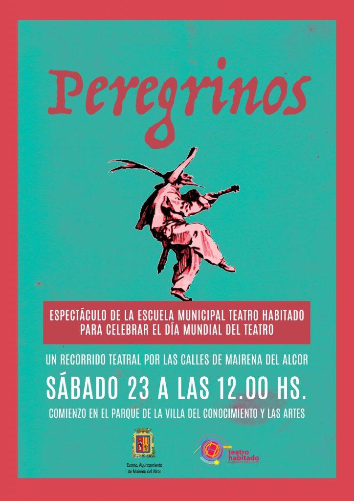 PEREGRINOS, una propuesta para el Día Mundial del Teatro.