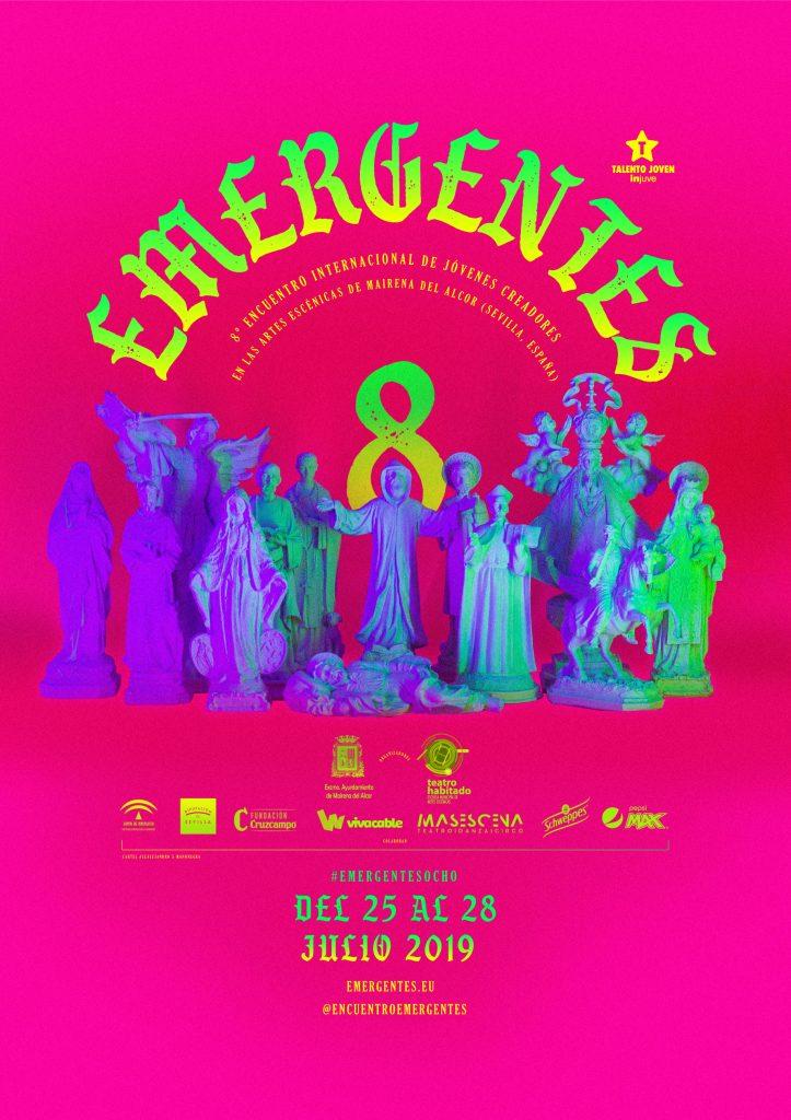 Presentación de la imagen de #EmergentesOcho.