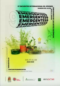 DISFRUTA DE #EMERGENTES9.